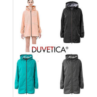 デュベティカ(DUVETICA)のDUVETICA デュベティカ DERVLA 42 カーボン(グレー)(ブルゾン)