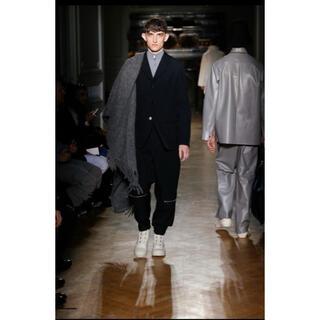 Jil Sander - JIL SANDER 19FW Zip-Detail Trousers