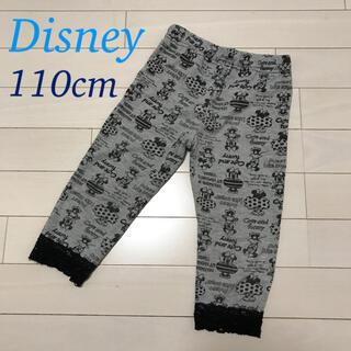 ディズニー(Disney)の♥ Disney ♥ ミニーちゃん レギンス 裾レース(パンツ/スパッツ)