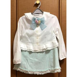 入学式 女の子 フォーマル  120cm(ドレス/フォーマル)