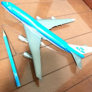 ジャル(ニホンコウクウ)(JAL(日本航空))のKLM  飛行機 模型 レア(ノベルティグッズ)