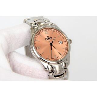 フェンディ(FENDI)のフェンディ FENDI 男性用 腕時計 電池新品 s1147(腕時計(アナログ))
