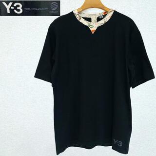 Y-3 - Y-3 カットソー ブラック Mサイズ