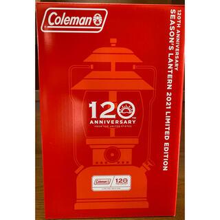 コールマン(Coleman)のコールマン 120thアニバーサリー シーズンズランタン2021(ライト/ランタン)
