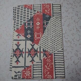 正絹  紬  名古屋帯  アイボリー色(帯)