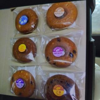 【格安!!ドーナツの日】焼きドーナツ自由に選べる★6個盛り