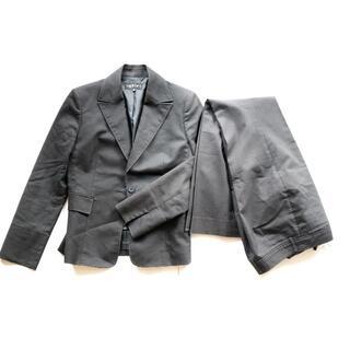 インディヴィ(INDIVI)の送料無料【INDIVI】パンツスーツ 36&38サイズ 黒(スーツ)