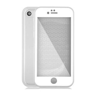 iPhone SE 第2世代 IP-68防水ケース クリア Touch ID対応(iPhoneケース)