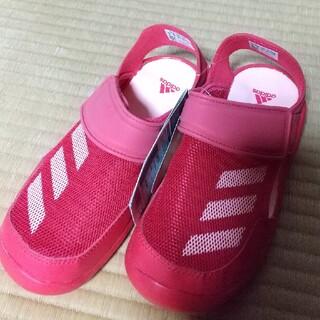 アディダス(adidas)の新品タグ付き adidas アディダス サンダル 22(サンダル)