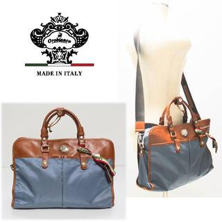 オロビアンコ(Orobianco)の《オロビアンコ》新品 イタリア製 2Way ブリーフケース ビジネスバッグ(ビジネスバッグ)