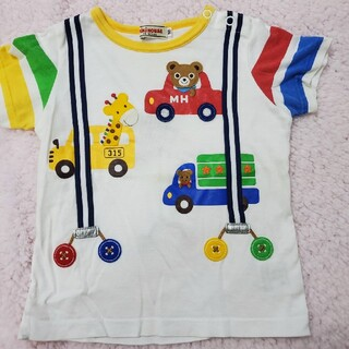 mikihouse - ミキハウス Tシャツ 90