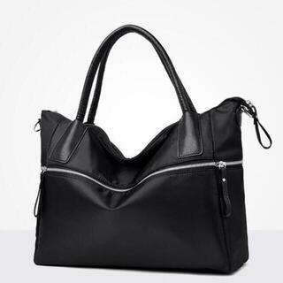 メンズビジネスバッグ 黒 レディースバッグ ショルダーバッグ(ビジネスバッグ)