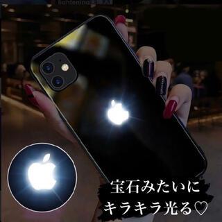人気商品⭐︎ LED発光 光るiPhoneケース 6カラー✨ 在庫わずか(iPhoneケース)