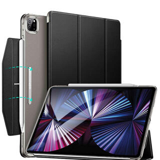 ESR iPad Pro 11 ケース 2021用 第三世代 5G 半透明(iPadケース)