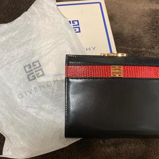GIVENCHY - ジバンシーの折り財布