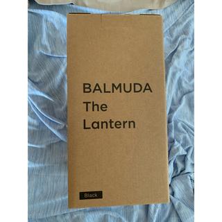 バルミューダ(BALMUDA)の2021年最新バルミューダ ランタン ブラック(ライト/ランタン)