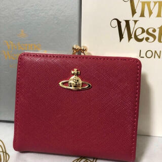 Vivienne Westwood - 新品ヴィヴィアン 財布 がま口 二つ折り Vivienne westwood