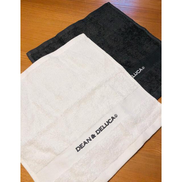 DEAN & DELUCA(ディーンアンドデルーカ)のDEAN&DELUCA ハンドタオル インテリア/住まい/日用品の日用品/生活雑貨/旅行(タオル/バス用品)の商品写真
