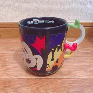 ディズニー(Disney)の美品 WDW 限定マグカップ(グラス/カップ)