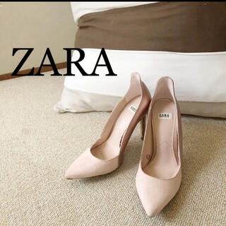 ザラ(ZARA)のZARA パンプス(ハイヒール/パンプス)