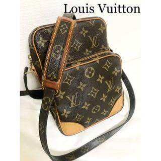 LOUIS VUITTON - Louis Vuitton ルイヴィトン アマゾンショルダーバッグ