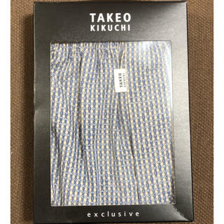 タケオキクチ(TAKEO KIKUCHI)のタケオキクチ トランクス Lサイズ(トランクス)