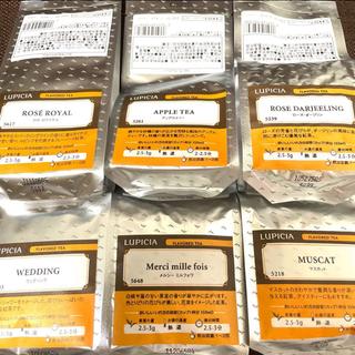 ルピシア(LUPICIA)のルピシア リーフ 2  紅茶 6種(茶)