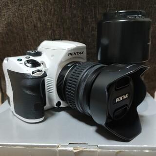 ペンタックス(PENTAX)のPENTAX K-30 ダブルズームキット(デジタル一眼)