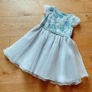 トッカ(TOCCA)の新品 トッカバンビーニ ドレス ワンピース セレモニー サイズ110(ドレス/フォーマル)