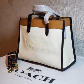 COACH - COACH コーチフィールドトートバッグ