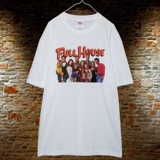 【新品】FULL HOUSE FAMILY Tシャツ