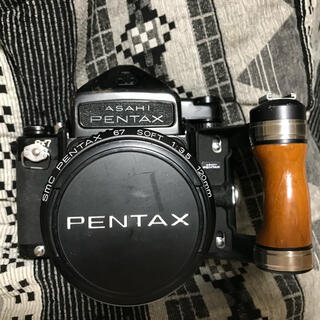 ペンタックス(PENTAX)のペンタックス67 バケペン 6×7(フィルムカメラ)
