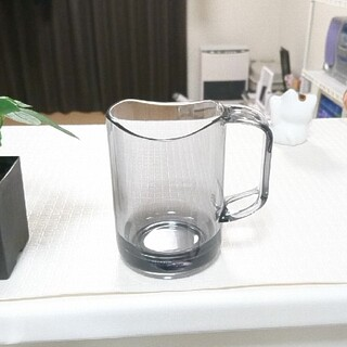 フランフラン(Francfranc)のフランフラン カップ 歯ブラシスタンド バス グラス 北欧 アフタヌーンティー (日用品/生活雑貨)
