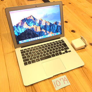 Mac (Apple) - 格安!MacBook air 13インチ 2017