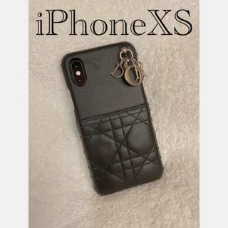 クリスチャンディオール(Christian Dior)の⭐️最終お値下げ⭐️iPhoneXSケース(iPhoneケース)