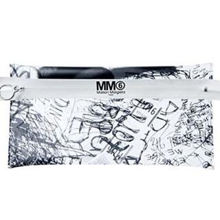 エムエムシックス(MM6)のMM6 クリアポーチ SPUR5月号 付録(ポーチ)