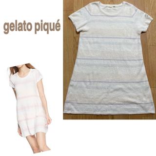 gelato pique - gelato pique ジェラートピケ ジェラピケ ワンピース ルームウェア