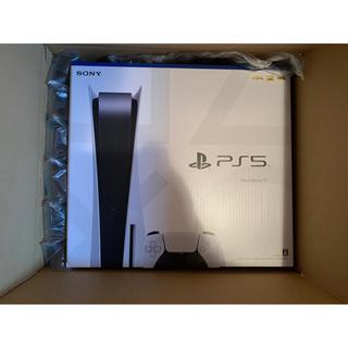Playstation 5 通常版 ディスクドライブ搭載 PS5 プレステ(家庭用ゲーム機本体)