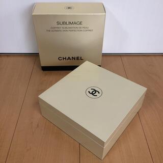 シャネル(CHANEL)のシャネル ボックス 小物入れ 非売品 ノベルティー(小物入れ)
