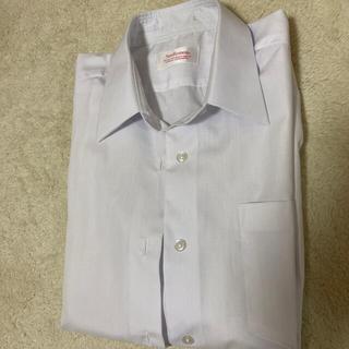 女子制服用半袖白シャツ 2枚組 形態安定加工・防汚加工