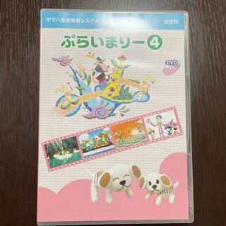 ヤマハ(ヤマハ)のぷらいまりー4 DVD(キッズ/ファミリー)