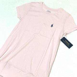 ポロラルフローレン(POLO RALPH LAUREN)のレディース M 新品 ラルフローレンTシャツ チュニック ワンピース / ピンク(その他)