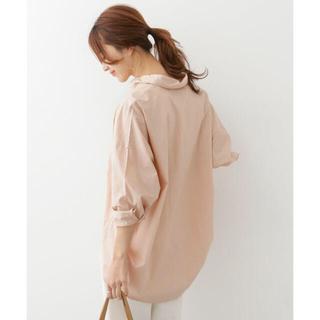 DOORS / URBAN RESEARCH - 定価8250円 アーバンリサーチ ドルマンワイドバックタックシャツ 綿100%