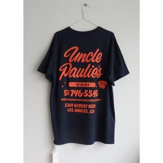 アパルトモンドゥーズィエムクラス(L'Appartement DEUXIEME CLASSE)の【新品】 UNCLE PAULIE'S / アンクルポーリーズ POCKET T(Tシャツ(半袖/袖なし))