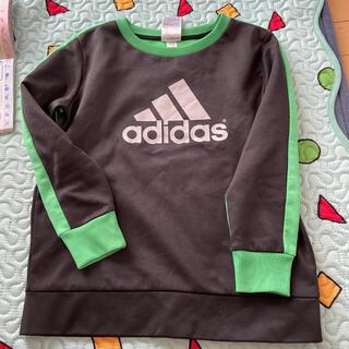 アディダス(adidas)のadidas トレーナー 130(Tシャツ/カットソー)