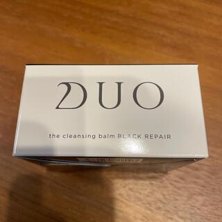 DUO デュオ クレンジングバーム ブラックリペア90g(クレンジング/メイク落とし)