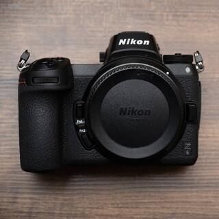 Nikon - Nikon Z6 ボデ/CFexpress64GB/L型ブラケット