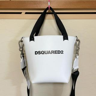 ディースクエアード(DSQUARED2)の【新品タグ付き】ディースクエアード 鞄(トートバッグ)