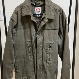 ディッキーズ(Dickies)の古着 オーバーサイズワークジャケット(Gジャン/デニムジャケット)