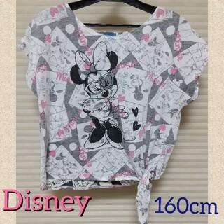 ディズニー(Disney)のDisney ディズニー 半袖 160cm(Tシャツ/カットソー)